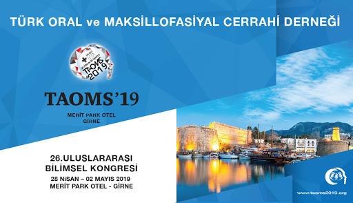 Türk Oral ve Maksillofasiyal Cerrahi Derneği 26. Uluslararası Bilimsel Kongresi